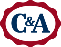 C en A