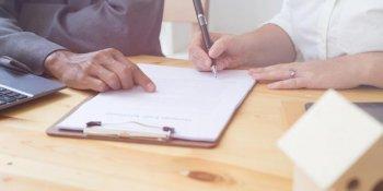Checklist voor het afsluiten van een lening