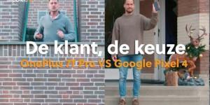 OnePlus 7T Pro vs Google Pixel 4 | De klant, de keuze | Mobiel.nl