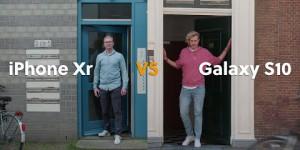 Samsung Galaxy S10 VS. iPhone XR | De klant, de keuze | Mobiel.nl