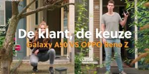 Samsung Galaxy A50 vs OPPO Reno Z | De klant, de keuze #5 | Mobiel.nl
